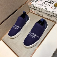 Dolce & Gabbana D&G Casual Shoes For Men #890594