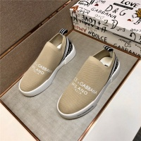 Dolce & Gabbana D&G Casual Shoes For Men #890596