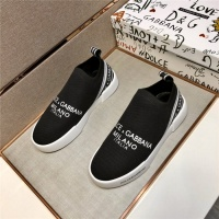 Dolce & Gabbana D&G Casual Shoes For Men #890597