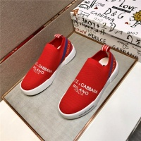 Dolce & Gabbana D&G Casual Shoes For Women #890606
