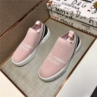 Dolce & Gabbana D&G Casual Shoes For Women #890611
