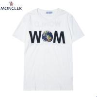 Moncler T-Shirts Short Sleeved For Men #891004