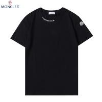 Moncler T-Shirts Short Sleeved For Men #891005