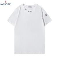 Moncler T-Shirts Short Sleeved For Men #891006