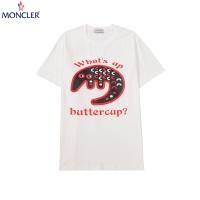 Moncler T-Shirts Short Sleeved For Men #891007