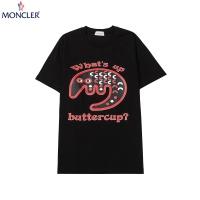 Moncler T-Shirts Short Sleeved For Men #891008