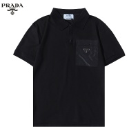 Prada T-Shirts Short Sleeved For Men #891021