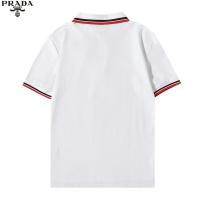 Cheap Prada T-Shirts Short Sleeved For Men #891022 Replica Wholesale [$36.00 USD] [W#891022] on Replica Prada T-Shirts