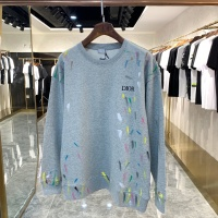 Christian Dior Hoodies Long Sleeved For Unisex #891316