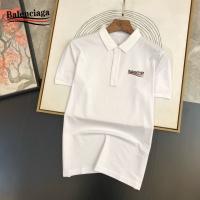 Balenciaga T-Shirts Short Sleeved For Men #891353