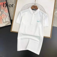 Christian Dior T-Shirts Short Sleeved For Men #891354