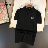 Christian Dior T-Shirts Short Sleeved For Men #891355
