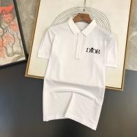 Christian Dior T-Shirts Short Sleeved For Men #891357