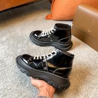 Alexander McQueen Boots For Women #891570