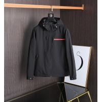 Prada Jackets Long Sleeved For Men #891777