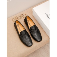 Versace Leather Shoes For Men #891793