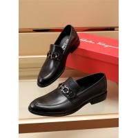 Ferragamo Salvatore FS Leather Shoes For Men #891809