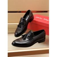 Ferragamo Salvatore FS Leather Shoes For Men #891811
