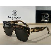Balmain AAA Quality Sunglasses #892091