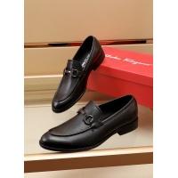 Ferragamo Salvatore FS Leather Shoes For Men #892105