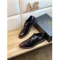 Prada Leather Shoes For Men #892264