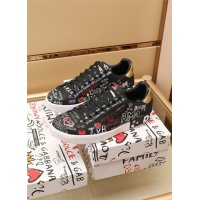 Dolce & Gabbana D&G Casual Shoes For Men #892567