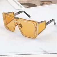 Balmain AAA Quality Sunglasses #892625