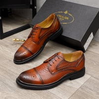 Prada Leather Shoes For Men #892751