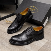 Prada Leather Shoes For Men #892752