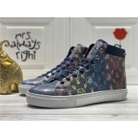 Philipp Plein PP High Tops Shoes For Men #892985