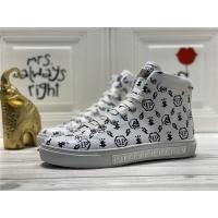 Philipp Plein PP High Tops Shoes For Men #892986