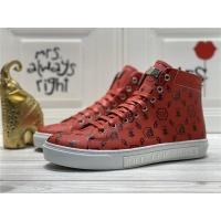 Philipp Plein PP High Tops Shoes For Men #892987