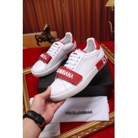 Dolce & Gabbana D&G Casual Shoes For Men #893104