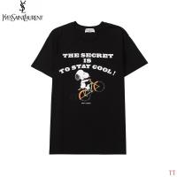 Yves Saint Laurent YSL T-shirts Short Sleeved For Men #893495