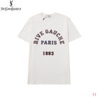 Yves Saint Laurent YSL T-shirts Short Sleeved For Men #893496