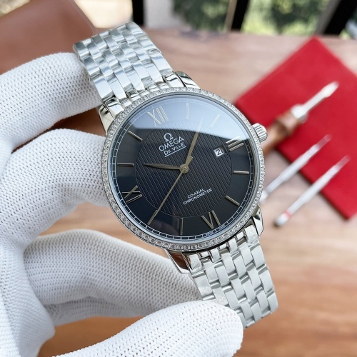 Cheap OMEGA AAA Quality Watches For Men #896556 Replica Wholesale [$210.00 USD] [W#896556] on Replica OMEGA Quality Watches