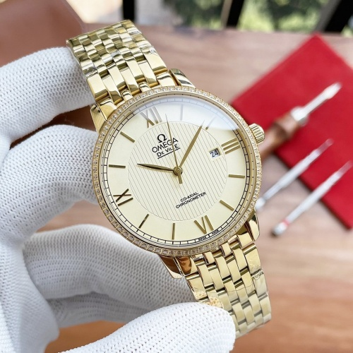 Cheap OMEGA AAA Quality Watches For Men #896557 Replica Wholesale [$210.00 USD] [W#896557] on Replica OMEGA Quality Watches