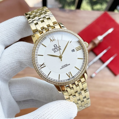 Cheap OMEGA AAA Quality Watches For Men #896558 Replica Wholesale [$210.00 USD] [W#896558] on Replica OMEGA Quality Watches