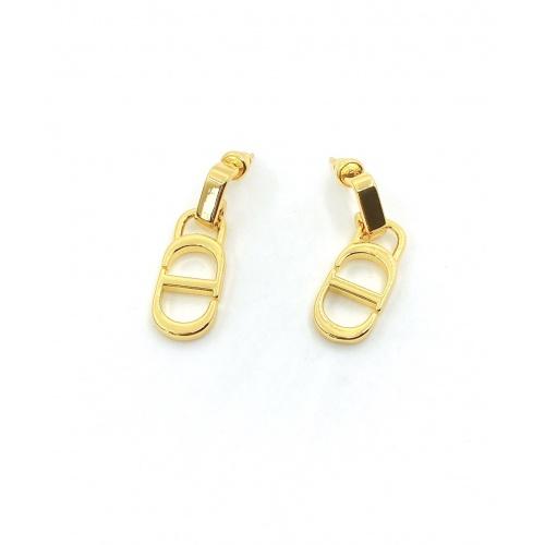 Cheap Christian Dior Earrings #897880 Replica Wholesale [$27.00 USD] [W#897880] on Replica Christian Dior Earrings