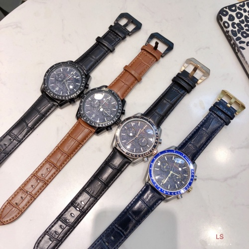 Cheap OMEGA Watches #906544 Replica Wholesale [$40.00 USD] [W#906544] on Replica OMEGA Watches For Men