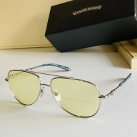 Chrome Hearts AAA Quality Sunglasses #895915