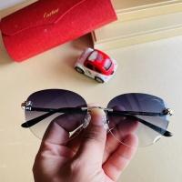 Cartier AAA Quality Sunglassess #897892