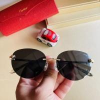 Cartier AAA Quality Sunglassess #897893