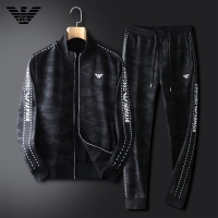 Armani Tracksuits Long Sleeved For Men #898901