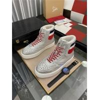 Christian Louboutin High Tops Shoes For Men #899005