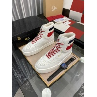 Christian Louboutin High Tops Shoes For Men #899006