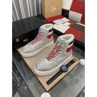Christian Louboutin High Tops Shoes For Men #899118