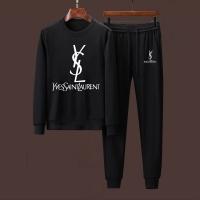 Yves Saint Laurent YSL Tracksuits Long Sleeved For Men #901545