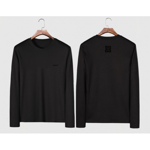 Cheap Givenchy T-Shirts Long Sleeved For Men #910669 Replica Wholesale [$34.00 USD] [W#910669] on Replica Givenchy T-Shirts