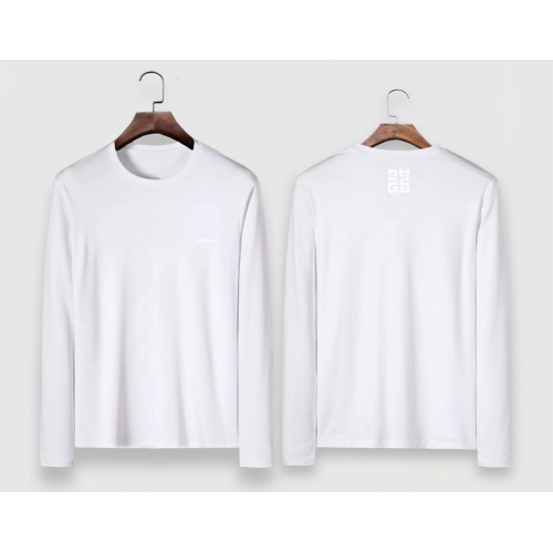 Cheap Givenchy T-Shirts Long Sleeved For Men #910672 Replica Wholesale [$34.00 USD] [W#910672] on Replica Givenchy T-Shirts